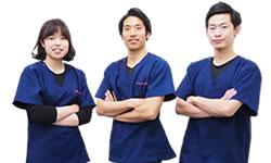 万が一整体で回復が難しい場合も適した医療機関をご紹介を行っている写真